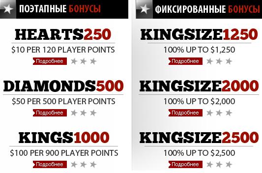 redkings poker bonus